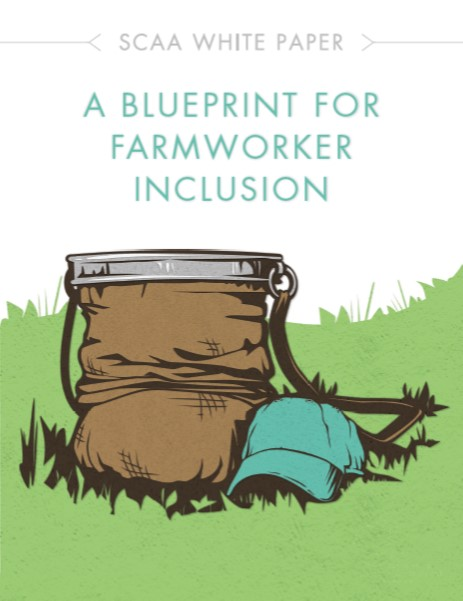 SCAA Farmworker Issue Brief - Cover