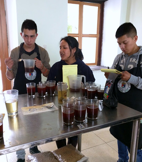 Coffee's role in the future of a peaceful Colombia