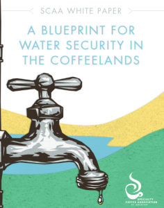 SCAA Blueprint on Water Security at Origin