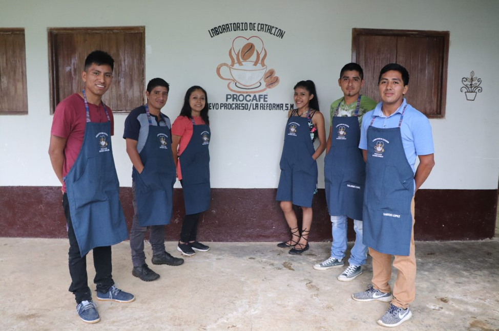 Innovations at Origin: Young Coffee Entrepreneurs