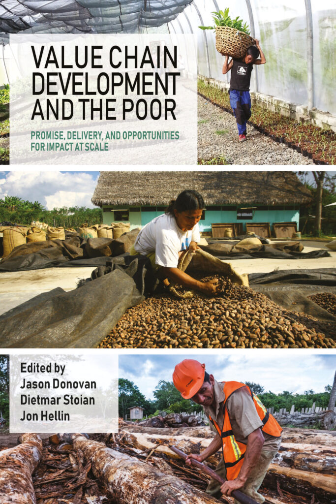 New book: Value Chain Development and the Poor